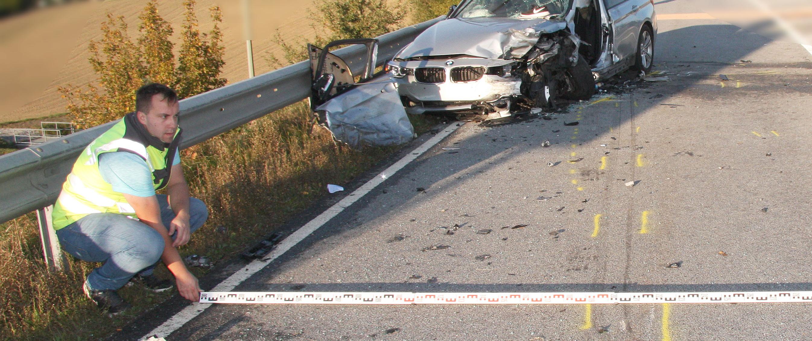 Hubert Rauscher - Gerichtsgutachten, Polizeigutachten, Unfallforschung